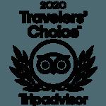 Trip Advisor Travelers' Choice award 2020