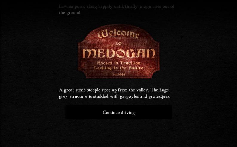 Medogan gameplay screenshot